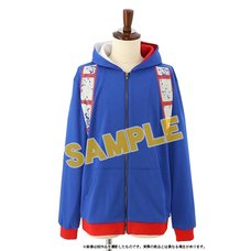 My Hero Academia Shoto Todoroki Hero Costume γ Hoodie