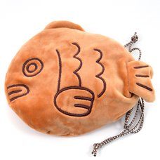 Taiyaki Drawstring Bag