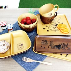 Hello Marche Wood-Style Kitchen Goods Series