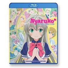 Nyaruko: Crawling with Love! Season 1 Blu-ray