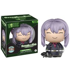 Dorbz: Seraph of the End: Vampire Reign - Shinoa Hiiragi w/ Weapon