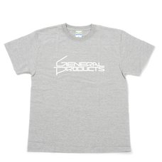 General Products x Kaseki Cider T-Shirt (Gray x White)