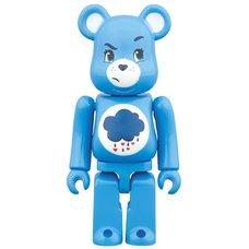 BE@RBRICK 100% Grumpy Bear