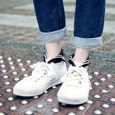 ERIMAKI SOX Sailor Collar Socks