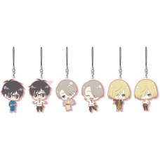 Yuri!!! on Ice Rubber Strap Set: Uniform Ver.