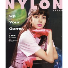 Nylon Japan July 2018
