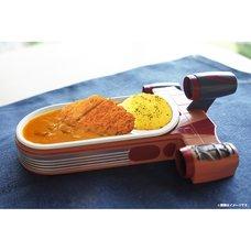 Star Wars Landspeeder Lunch Plate