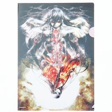 """Kei """"Born in Japan, and in Japan"""" A4 Clear File"""