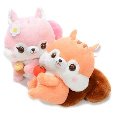 Fusappo Nuts Favorite Food Chipmunk Plush Collection (Big)