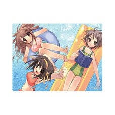 The Melancholy of Haruhi Suzumiya Rubber Play Mat Collection