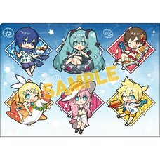 Vocaloid Clear File Collection: Sacanahen Ver.