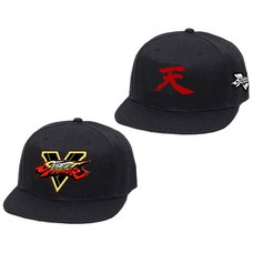 Street Fighter V Cap Collection