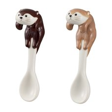 Kawauso Cafe Otter Spoon