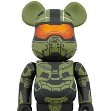 BE@RBRICK 400% Master Chief | Halo