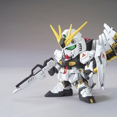 Gundam SD BB Senshi #387: Nu Gundam Plastic Model Kit