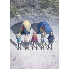 Laid-Back Camp 2019 Calendar