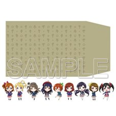 Love Live! Synthetic Leather Book Cover