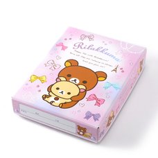 Rilakkuma Go Go School Stationery Box