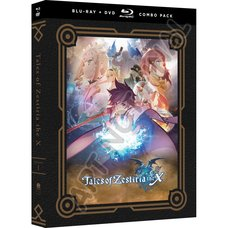 Tales of Zestiria the X: Season 1 Blu-ray/DVD Combo Pack