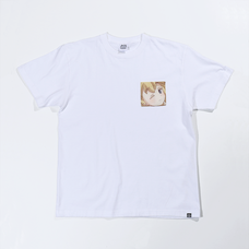 PARK Urahara Kotoko Character Pocket T-Shirt