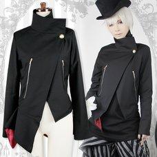 Black MiQuri Vampire Jacket