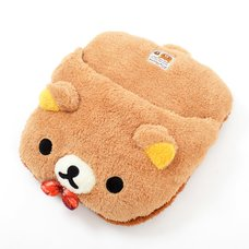 Rilakkuma Feel Warm Foot Cushion