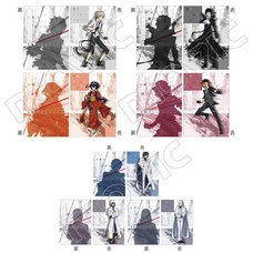 Bungo Stray Dogs: Dead Apple Clear File Set