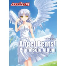 Angel Beats! Piano Solo Album Piano Collection