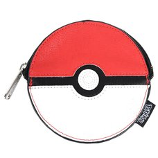 Loungefly x Pokémon Poké Ball Coin Bag