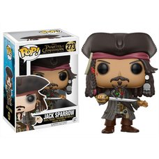 Pop! Disney Pirates of the Caribbean: Dead Men Tell No Tales - Jack Sparrow