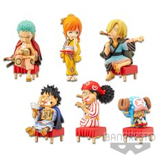One Piece World Collectable Figure -Japanese Style-