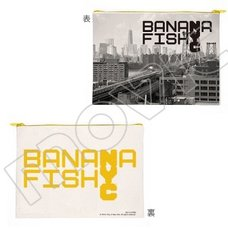 Banana Fish NYC Pouch