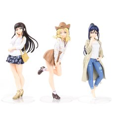 EXQ Figure Love Live! Sunshine!! Vol. 3