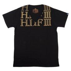 Fukuyama Huge Winter Thanksgiving 14 Black V-Neck T-Shirt