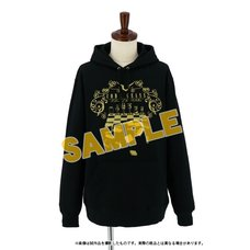Code Geass: Lelouch of the Rebellion III Glorification Pullover Hoodie