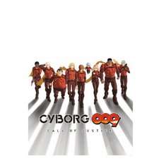 Cyborg 009: Call of Justice Original Soundtrack