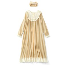 SUKIYAKI Scottish Fold Nighty Dress Set