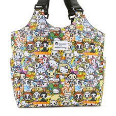 Tokidoki x Hello Kitty Shoulder Tote Bag