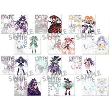 Date A Live Clear File Sets