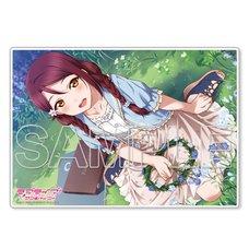 Love Live! Sunshine!! Riko Sakurauchi Ver. Big Acrylic Stand