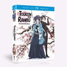 Touken Ranbu -Hanamaru-: Season 1 Blu-ray/DVD Combo Pack