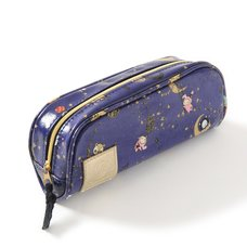 Sentimental Circus Falling Stars & Crescent Moon Theatre Pen Pouch