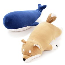 Premium Nemu Nemu Animals Hug Pillows (Medium)