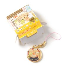 Sumikko Gurashi Sushi Party Small Souvenier Straps