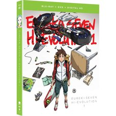Eureka Seven Hi-Evolution 1 Blu-ray/DVD Combo Pack