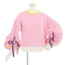 milklim Voluminous Sleeves Sweatshirt