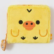 Kiiroitori Plush Wallet