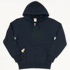 Danboard Embroidered Navy Sweater