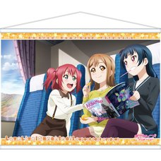 Love Live! Sunshine!! First-Year Students Tapestry