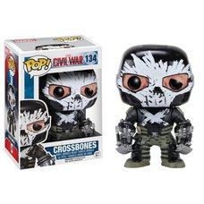 Pop! Captain America: Civil War - Crossbones